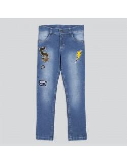 Pantalon jean nene Gepetto