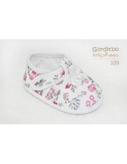 Guillermina floreada beba Gorditoo