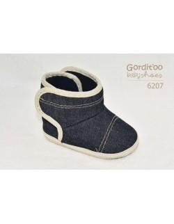 Bota jean azul bebe Gorditoo