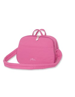 Bolso Doble Fuelle Chicle Pilim