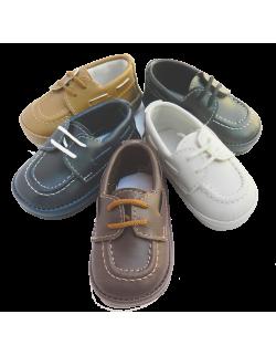 Zapato leñador Pepes Bebes
