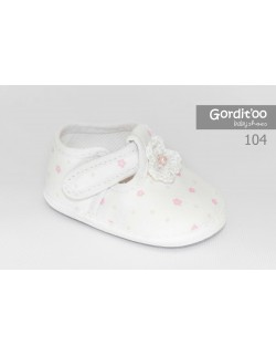 Guillermina cordelina blanca beba Gorditoo